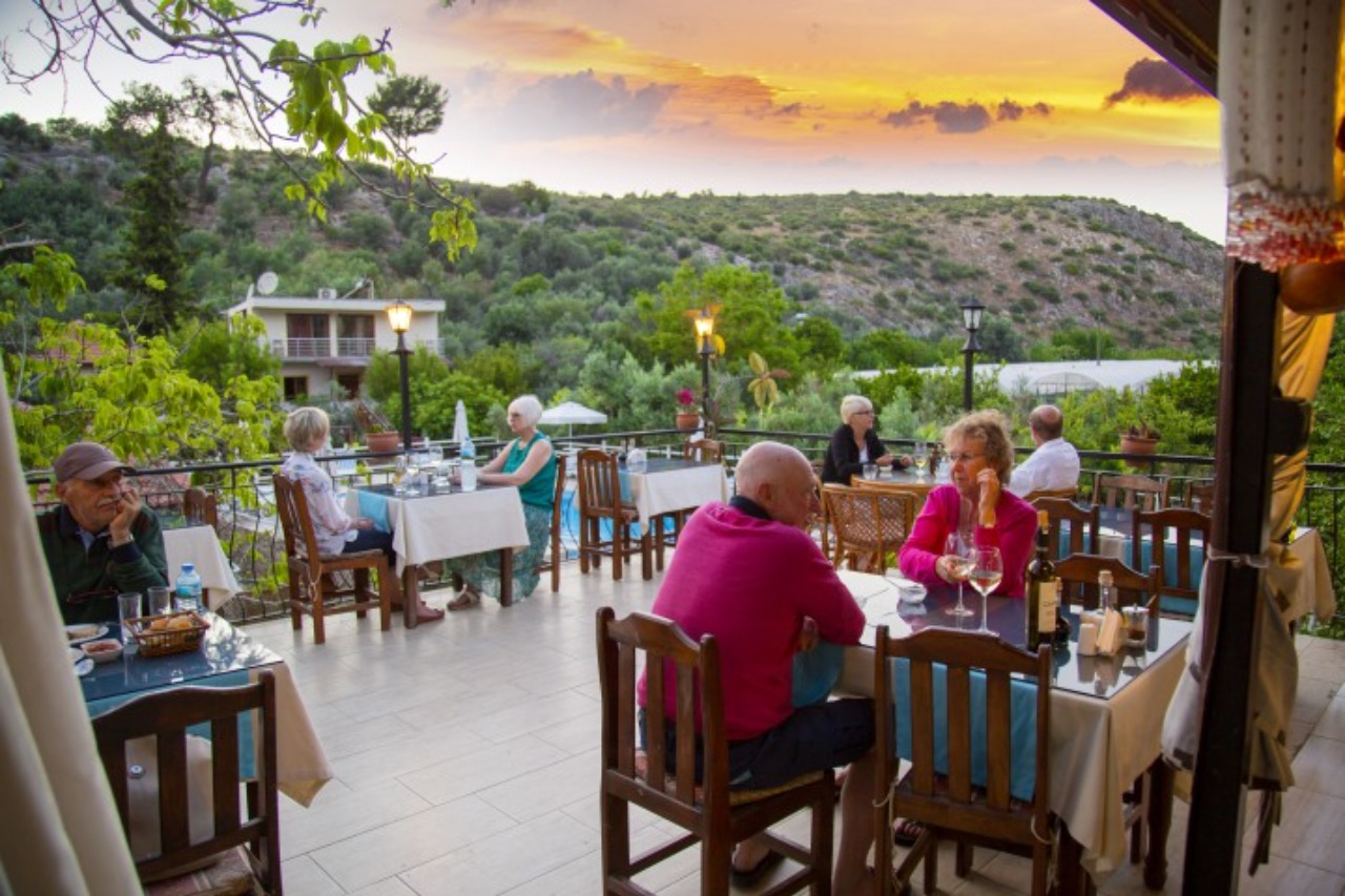 Patara flower pension small for Boutique hotel xanthos patara