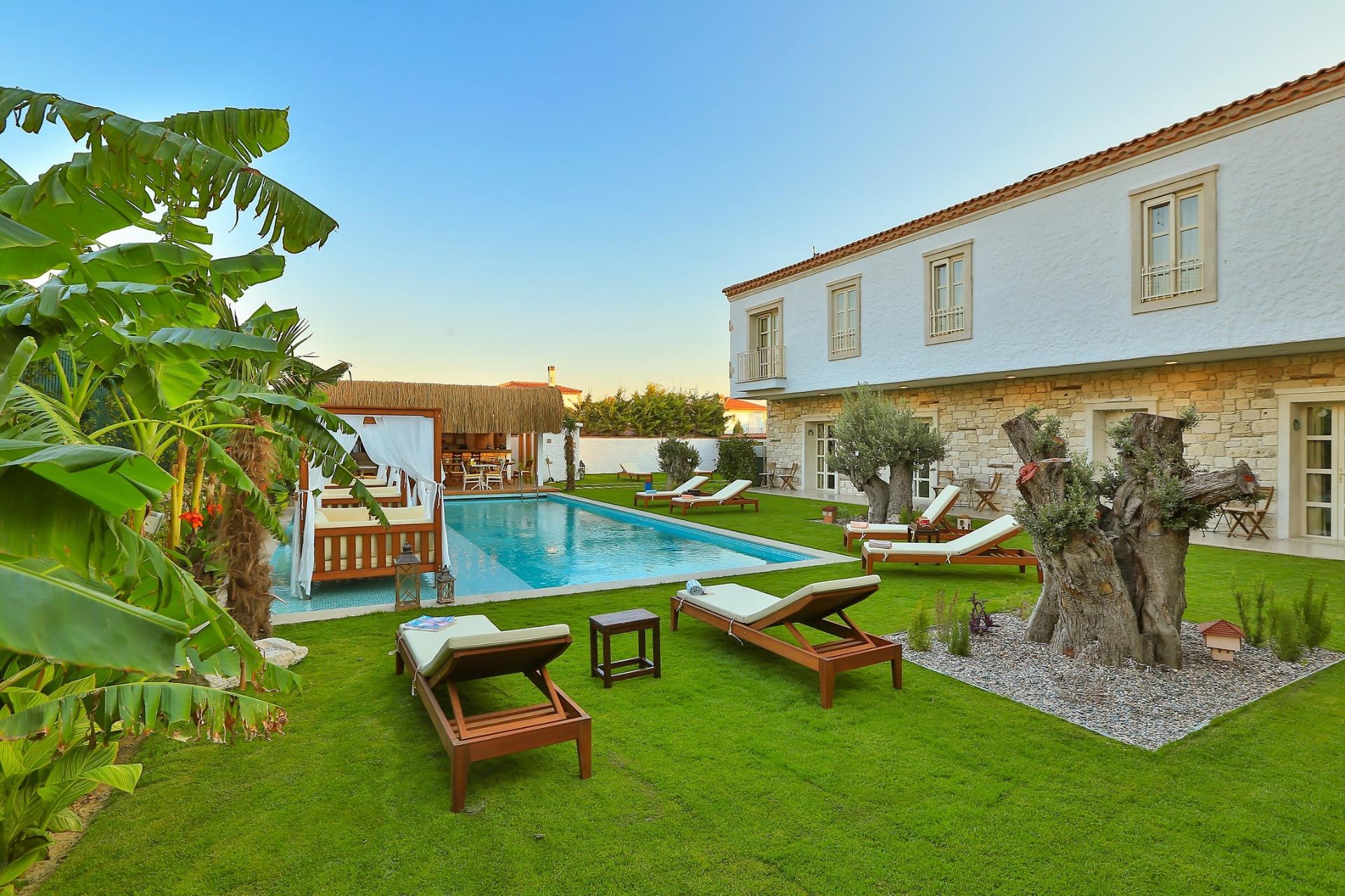 K e konak otel alacat cesme izmir turkey small for Design boutique hotel alacati
