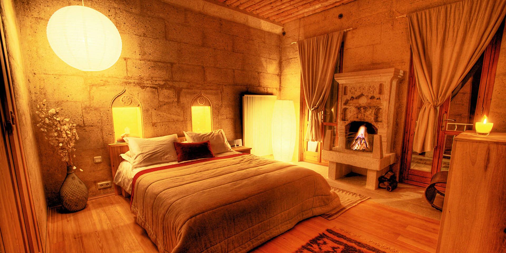 Argos In Cappadocia Uchisar Valley Nevsehir Turkey