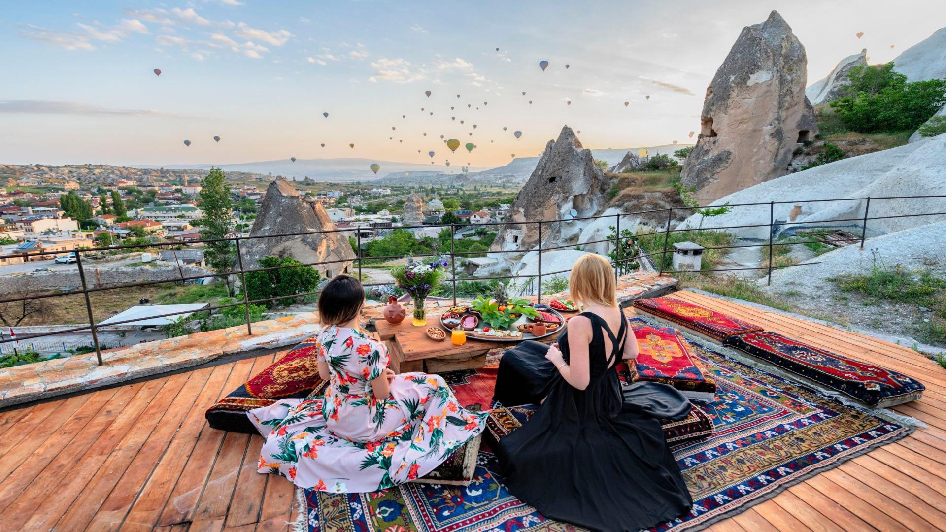 Anatolian Houses Hotel Goreme Cappadocia Turkey Small
