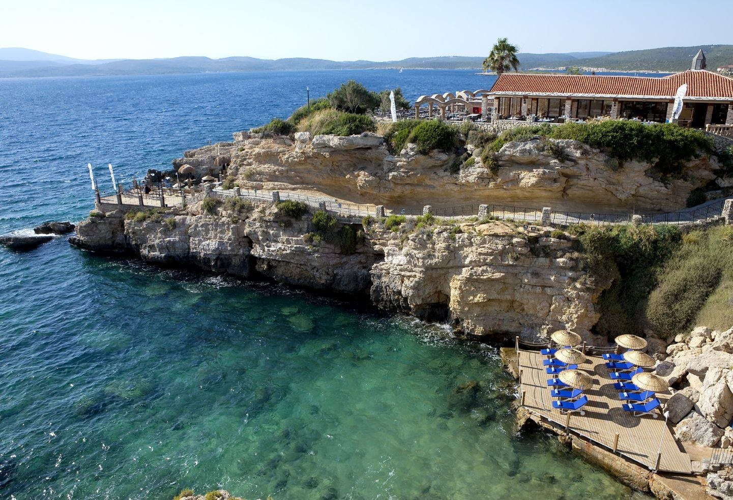 Maya Bistro Beach Sigacik Seferihisar Izmir Turkey Small Boutique Hotels