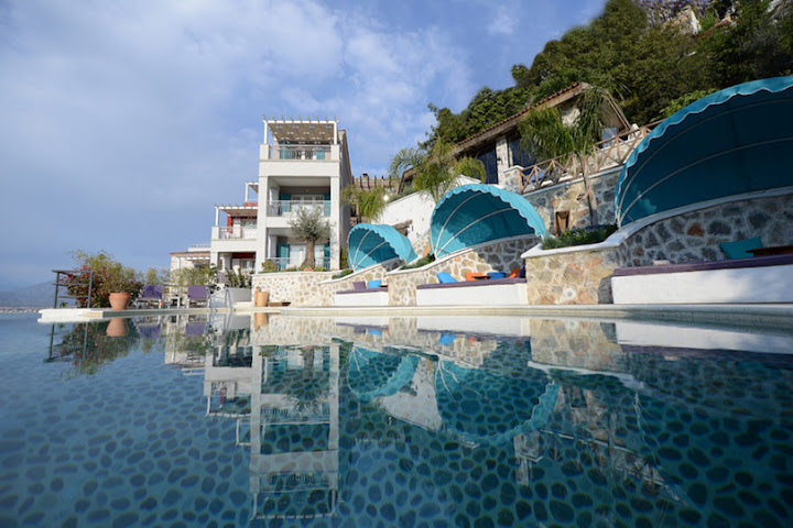 Hotel unique fethiye small boutique hotels for Unique small hotels