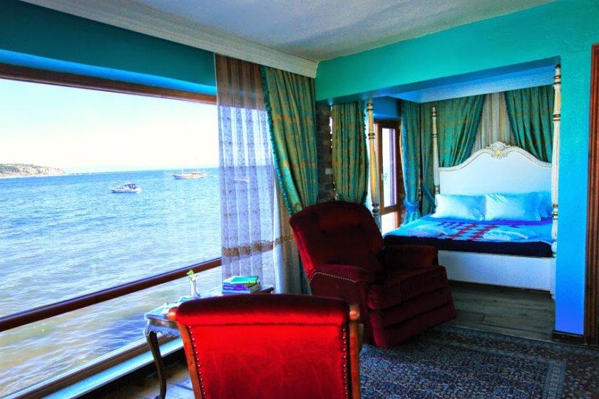 Aya nikola otel b y kada butik oteller k k oteller for Istanbul hoteller