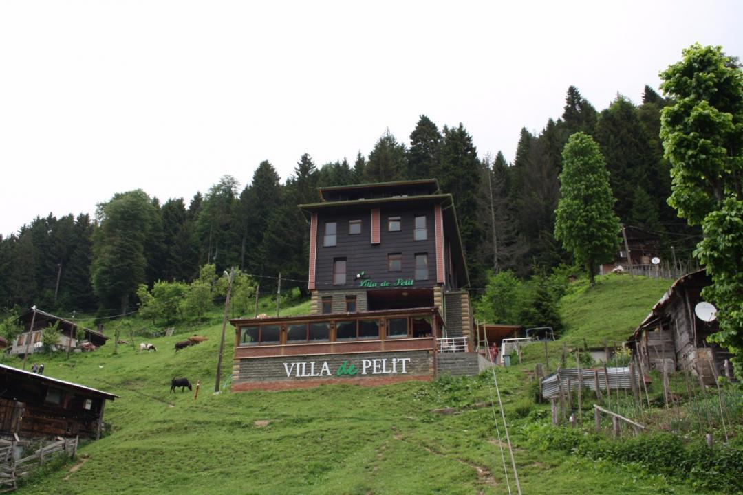Ayder Villa de Pelit Otel