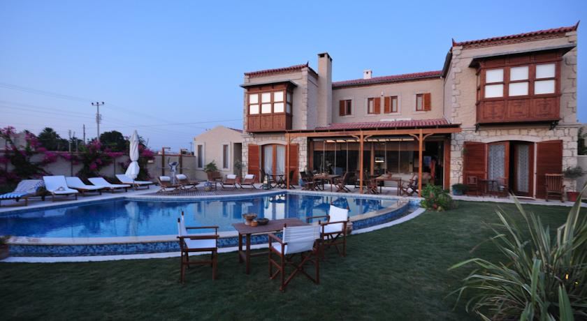 Sedirli ev hotel alacati izmir turkey small boutique hotels for Design boutique hotel alacati
