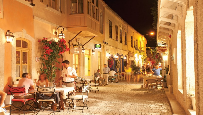 1850 hotel kemalpa a alacati turkey small boutique hotels for Design boutique hotel alacati