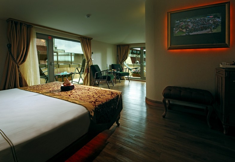 Sultania hotel sirkeci istanbul small boutique hotels for Ersari hotel