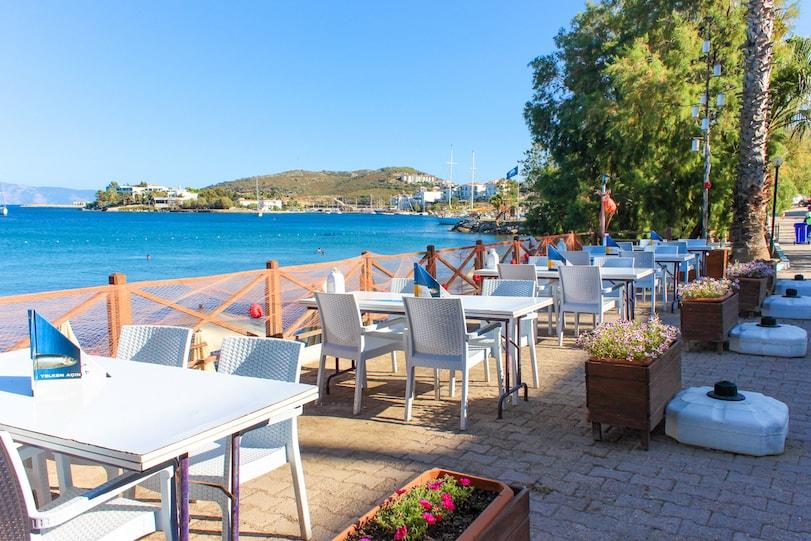 Fuda beach hotel datca mugla turkey small boutique hotels for Small beach hotels